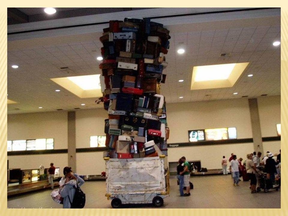 13ème place Les bagagistes de laéroport