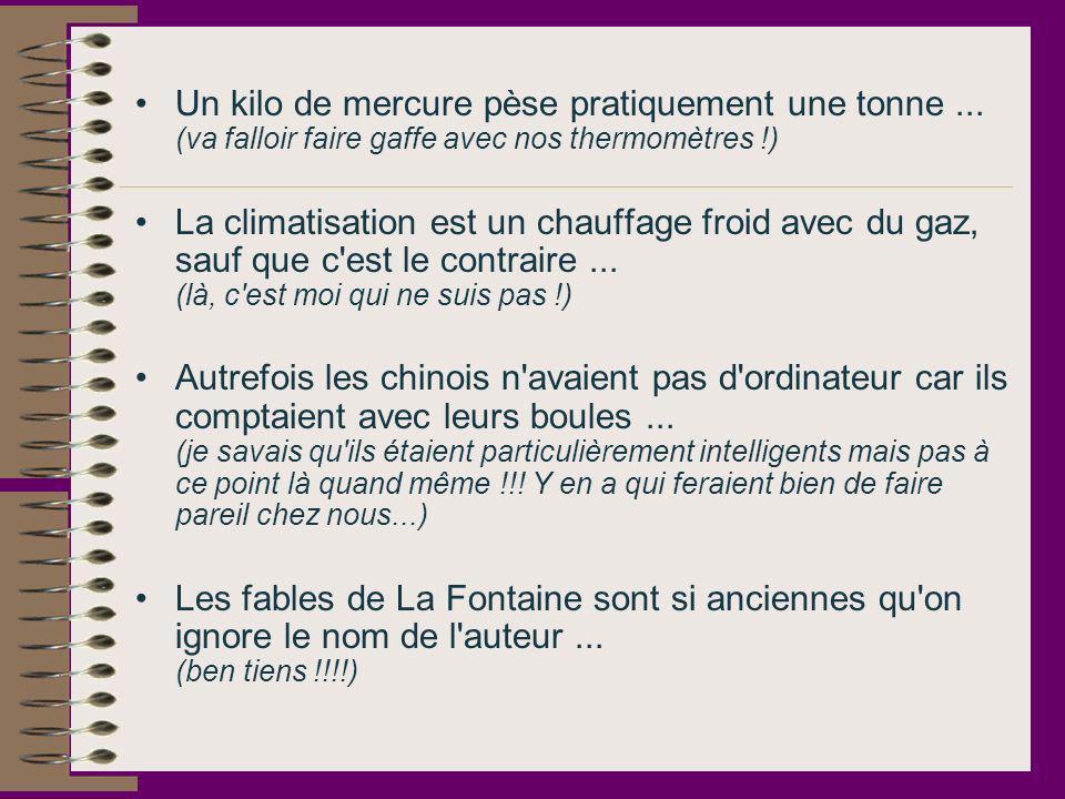 Les français sont de bons écrivains car ils gagnent souvent le prix Goncourt...