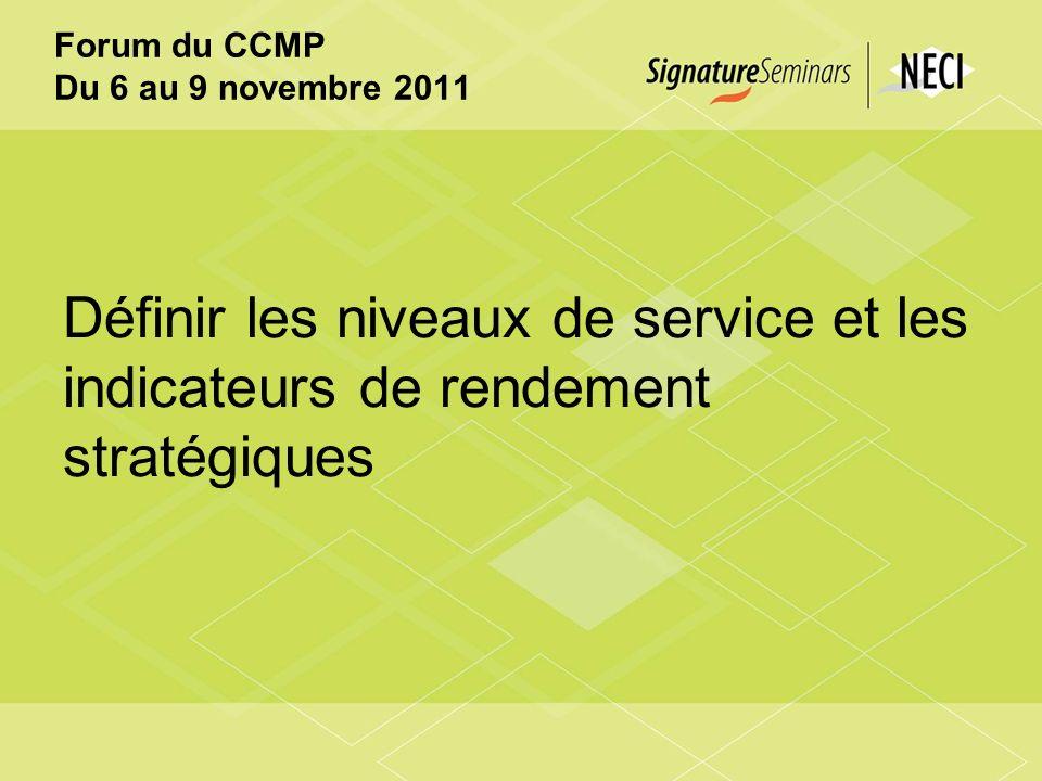 Exemple (suite) 27 exigences relatives aux niveaux de service étaient assorties de pénalités financières.