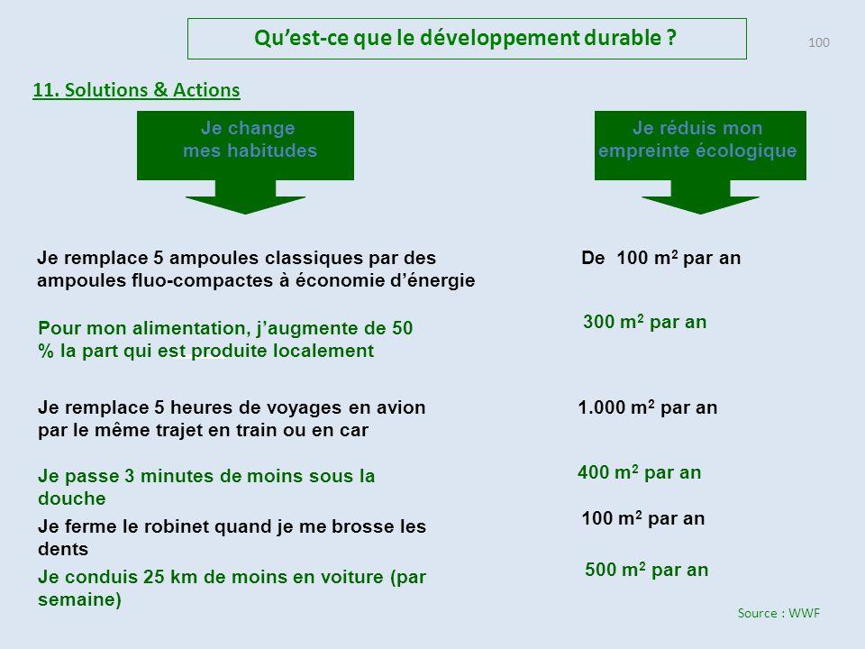 99 Quest-ce que le développement durable .11.