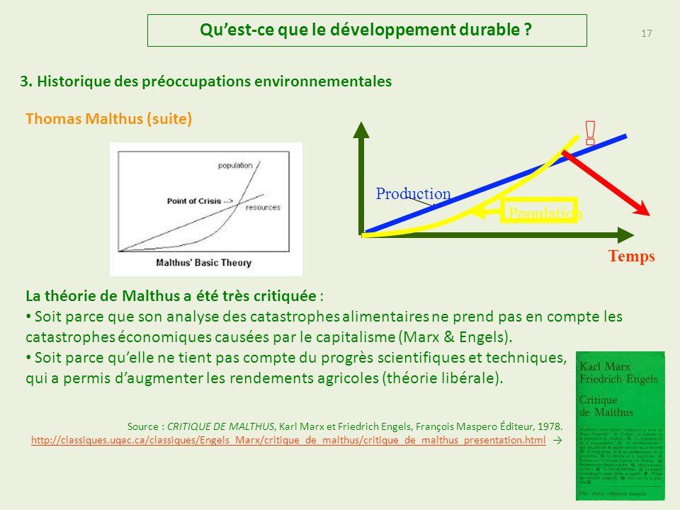 16 Quest-ce que le développement durable .