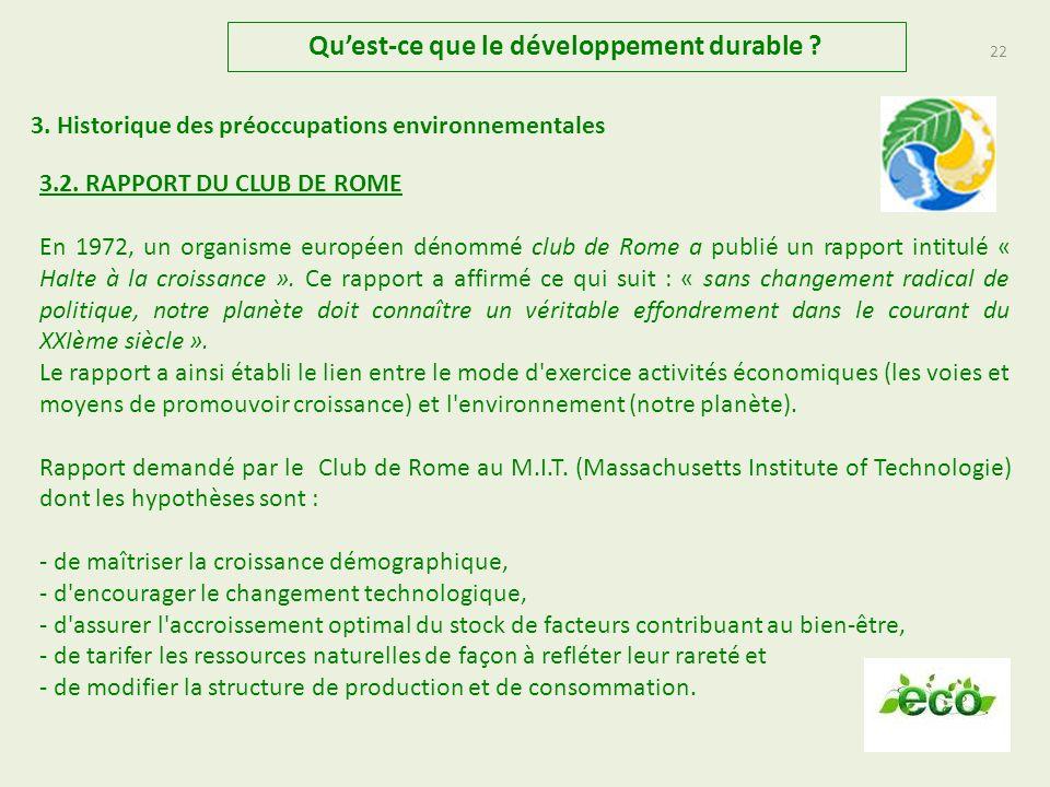 21 Quest-ce que le développement durable .3.1.