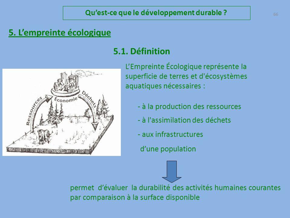 65 Quest-ce que le développement durable .5.