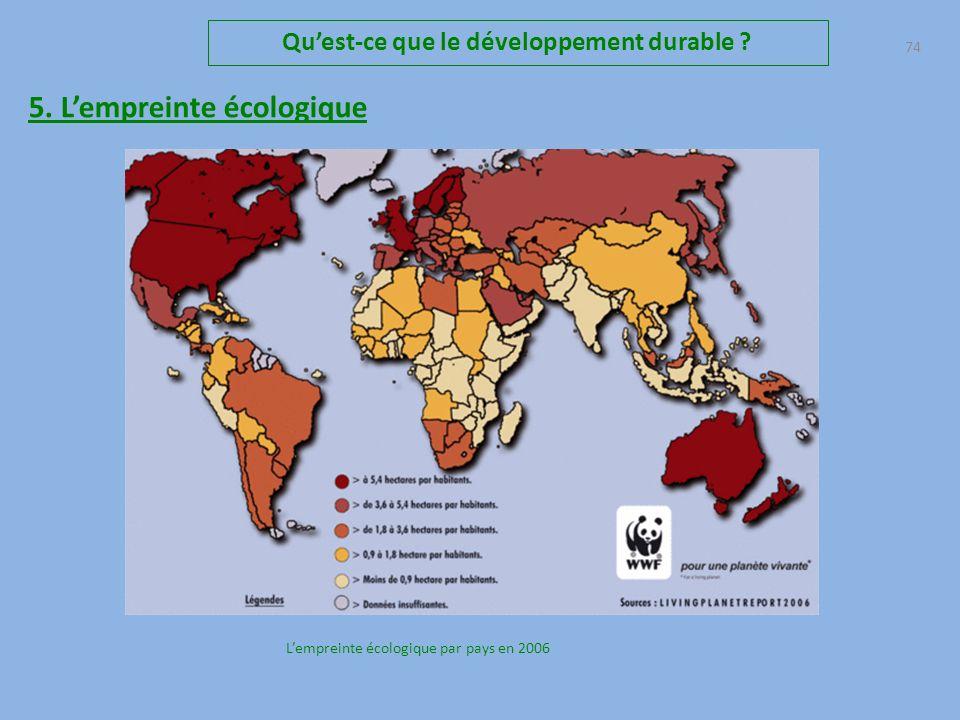 73 Quest-ce que le développement durable .Source : Alexandre Nicolas (www.-le-cartographe.net).