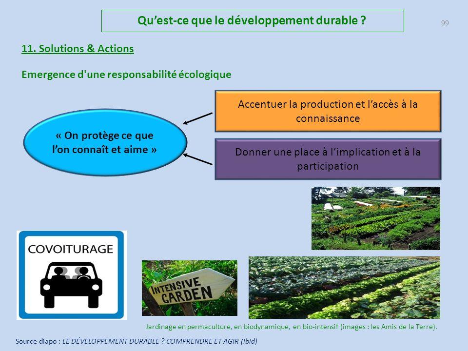 98 Quest-ce que le développement durable .11.