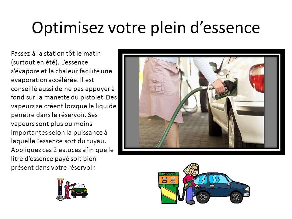 Démarrez en douceur LAdeme indique que la voiture est en surconsommation de carburant pendant les 2 premiers kilomètres (30 à 35% en plus).
