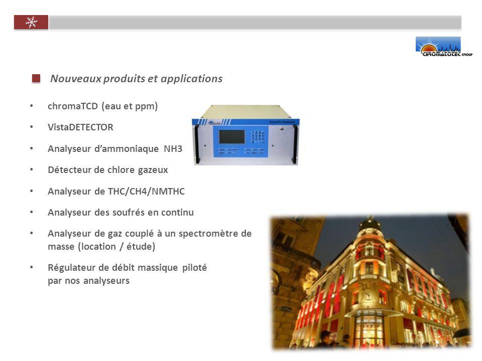 En octobre dernier, lensemble des tests de nos appareils airTOXIC et airmoVOC C6C12 a été terminé avec succès Certification de nos chromatographes mesurant le benzène selon le schéma MCERTS EN 14662-3 Aujourdhui, Chromatotec est la seule entreprise dont les analyseurs de gaz ont réussi tous les tests