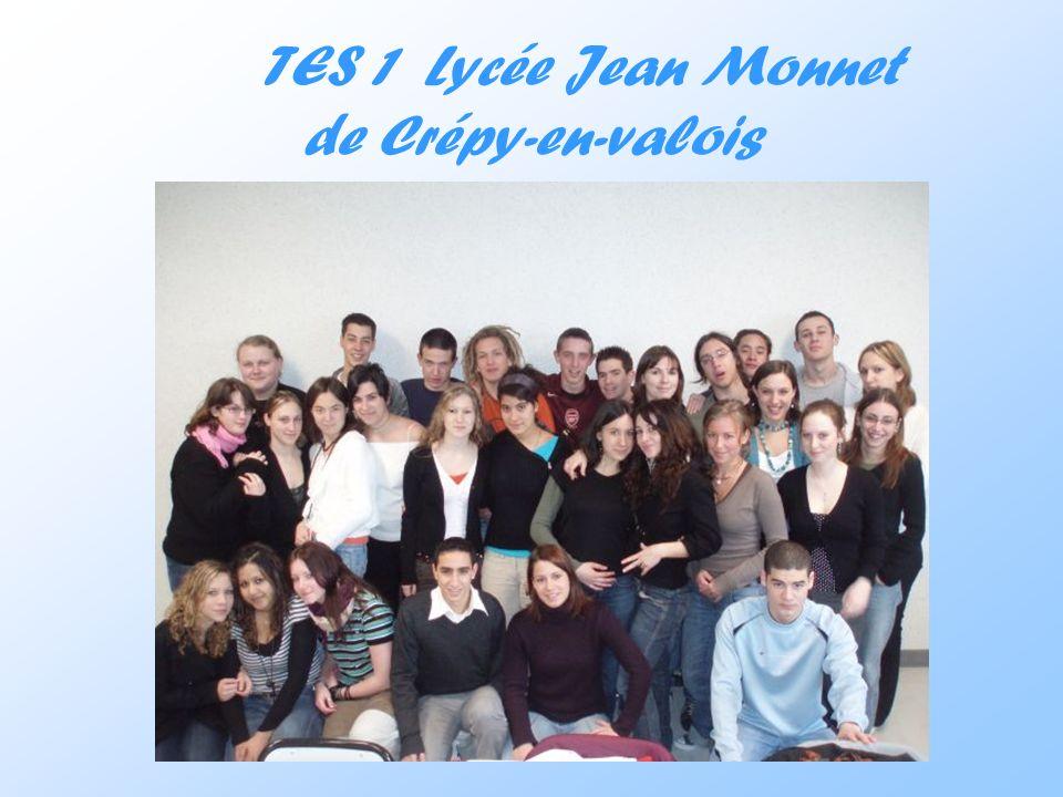 Equipe pédagogique de SES (Lycée Jean Monnet)