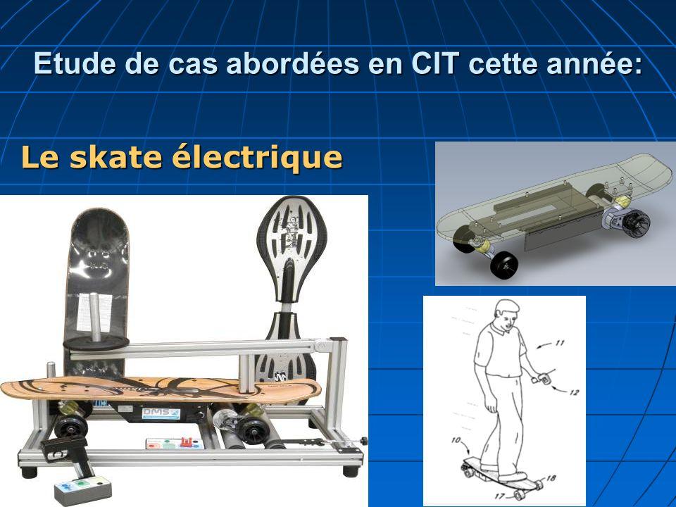 Le skate électrique