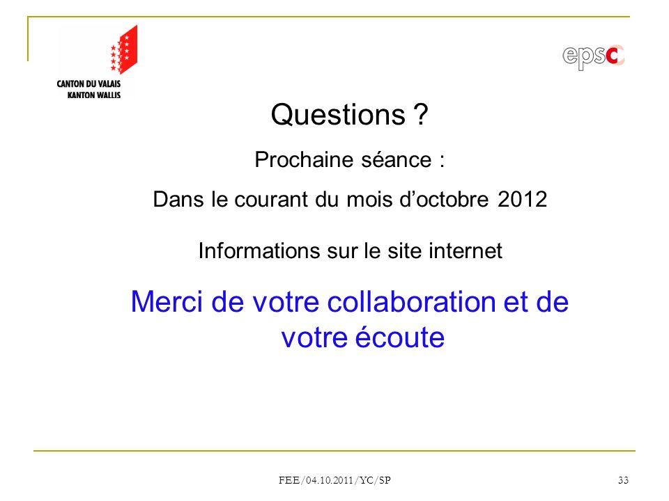 FEE/04.10.2011/YC/SP 33 Questions .
