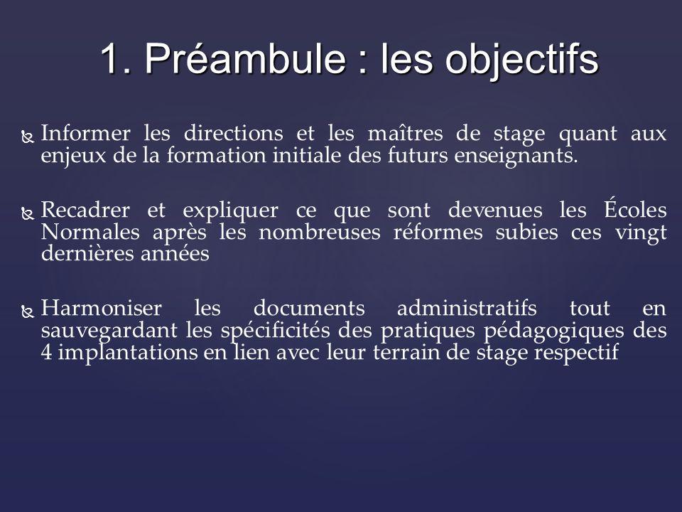 Comment se matérialisera lharmonisation des pratiques administratives au niveau des stages .