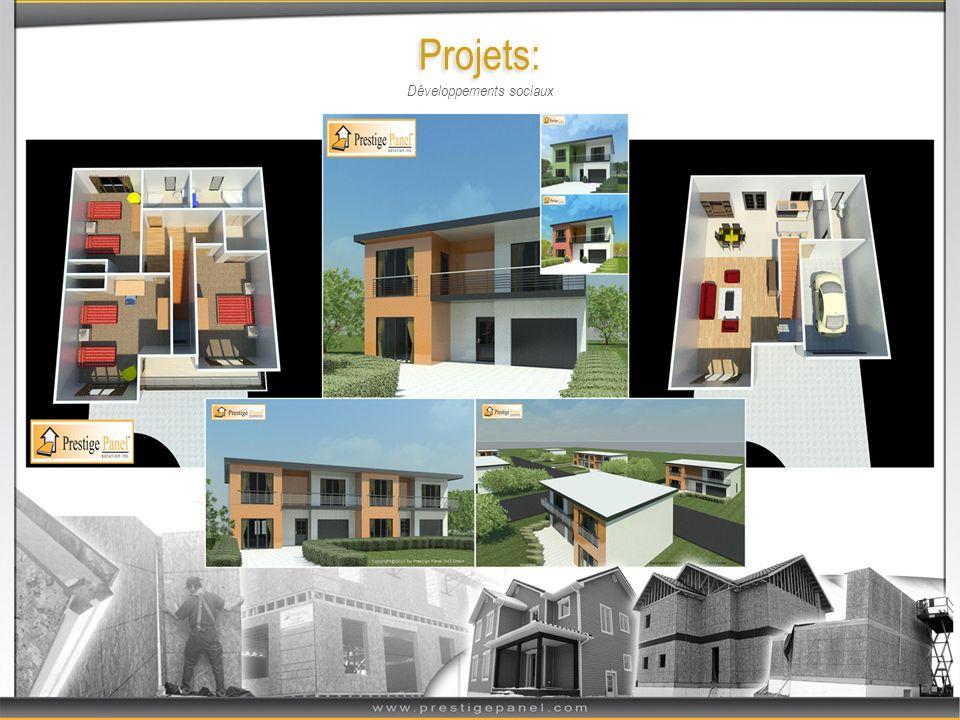 Projets: Développements Campus Studios de 22.26 m² et 29.7 m²