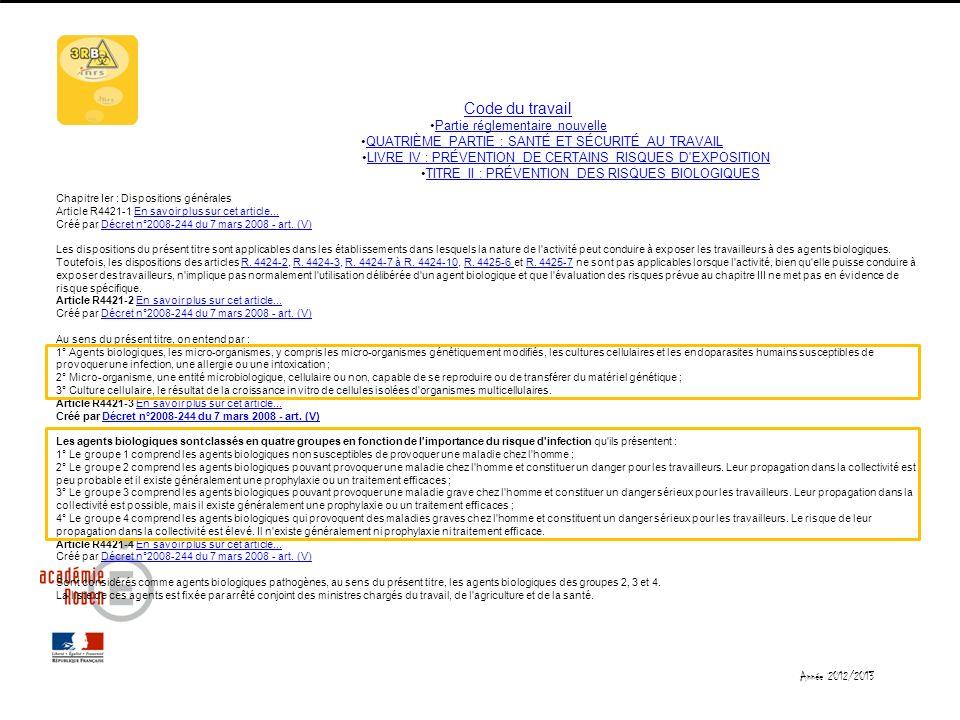 Chapitre Ier : Dispositions générales Article R4421-1 En savoir plus sur cet article...En savoir plus sur cet article... Créé par Décret n°2008-244 du