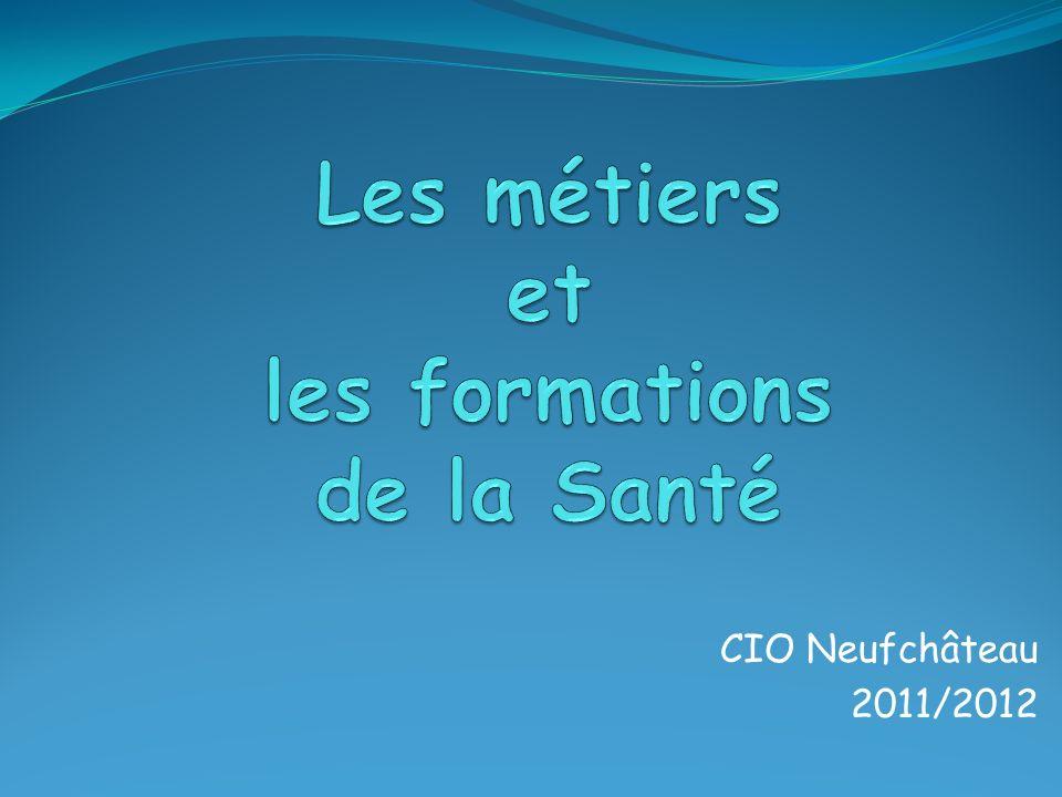 CIO Neufchâteau 2011/2012