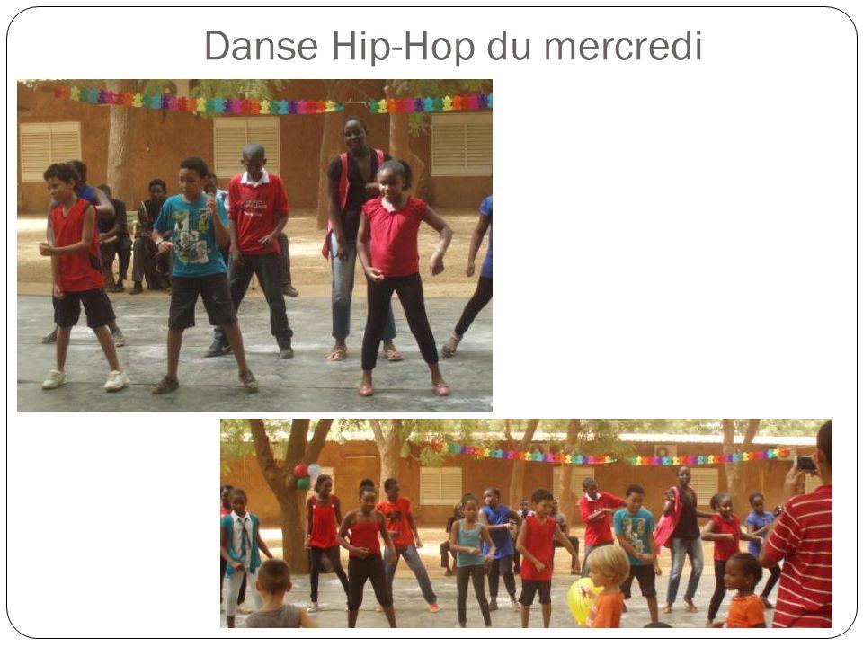 Danse Hip-Hop du mercredi
