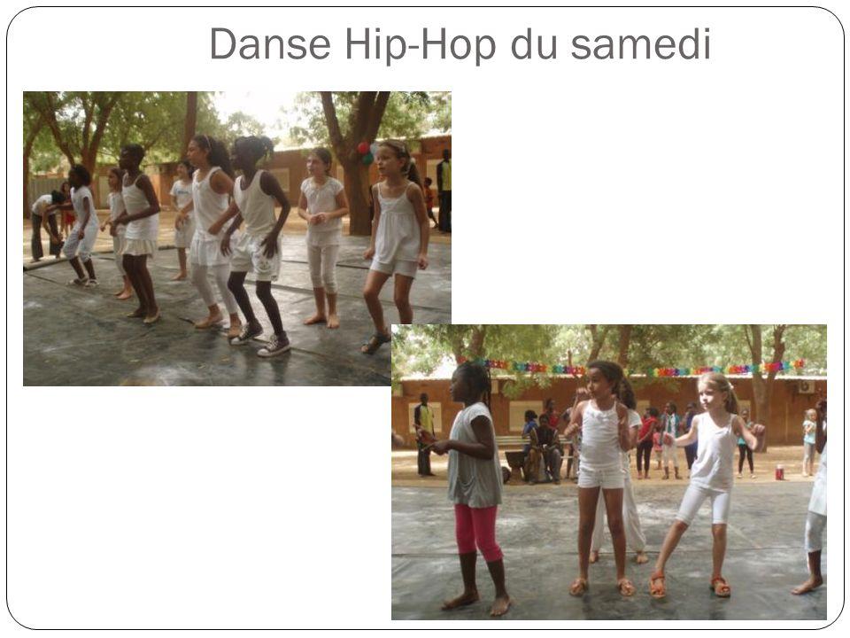 Danse Hip-Hop du samedi