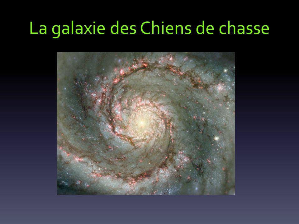 La galaxie des Chiens de chasse