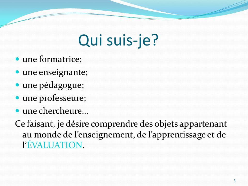 LE CONTEXTE 14