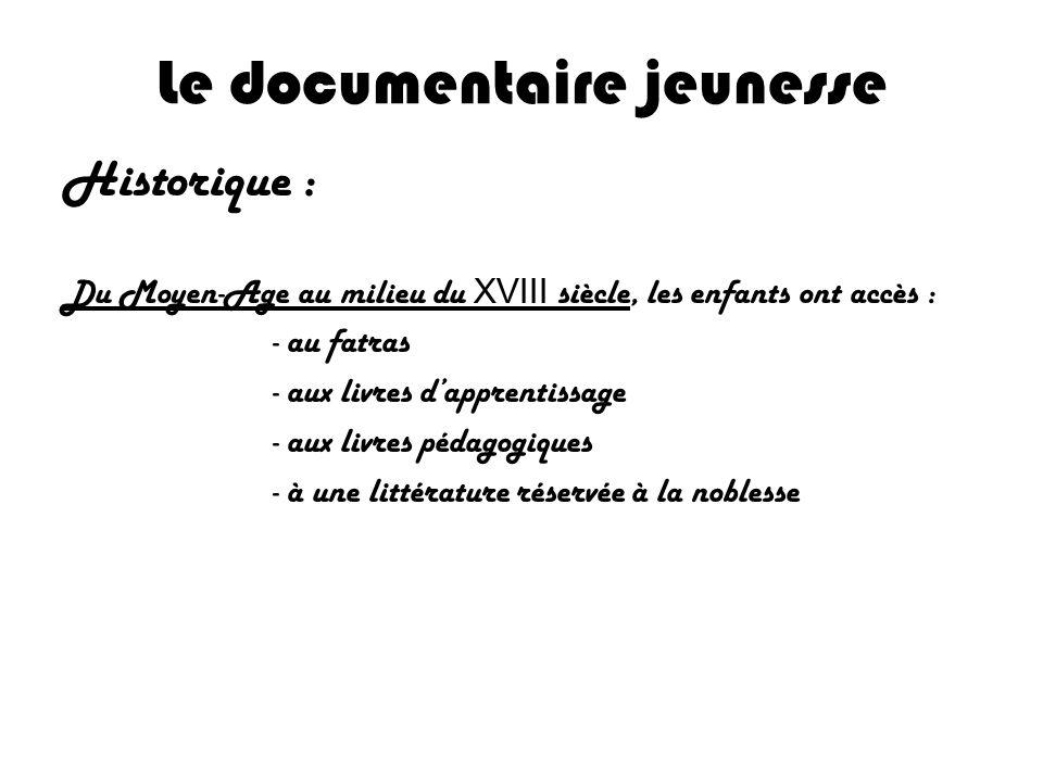 Le philosophe Locke va chambouler tout cela en voulant « instruire en samusant » Le tout premier documentaire : Orbis sensualium pictus
