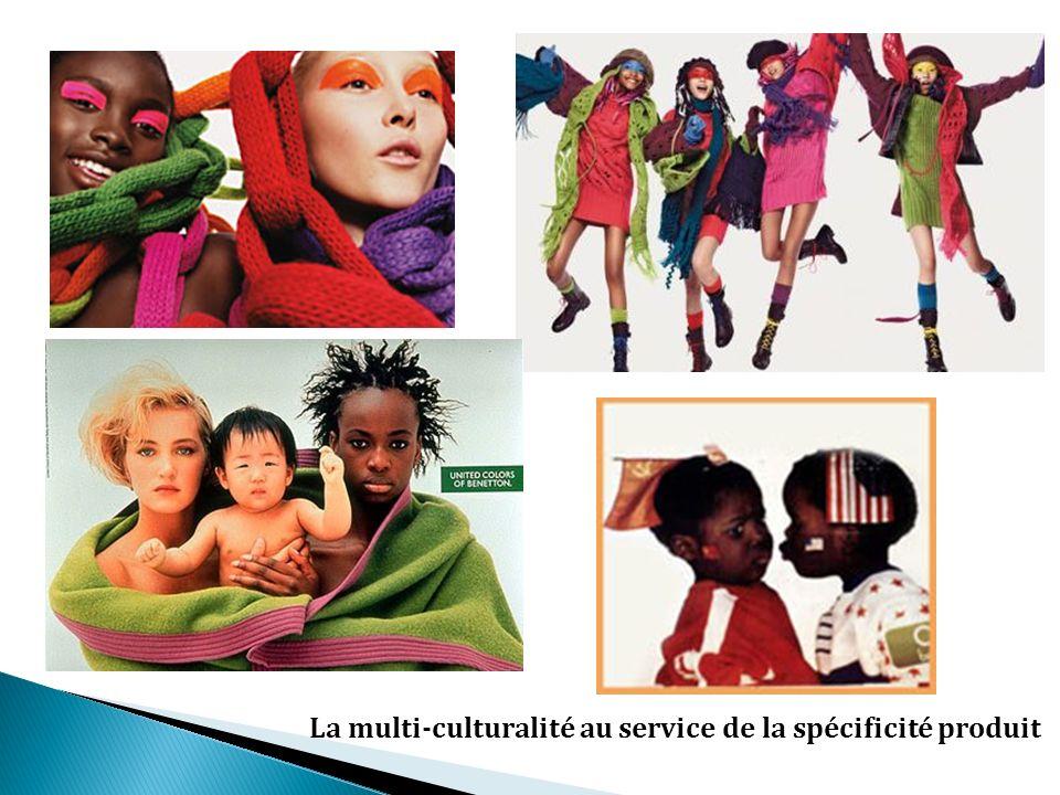 La multi-culturalité au service de la spécificité produit
