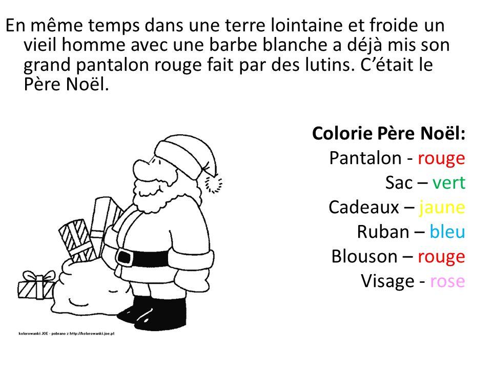 Comme chaque année, à ce moment-là le Père Noel a enterpris un voyage à travers le monde sur son grand traîneau, en compagnie des rennes et des lutins, avec un grand sac plein de cadeaux pour les enfants du monde entier.