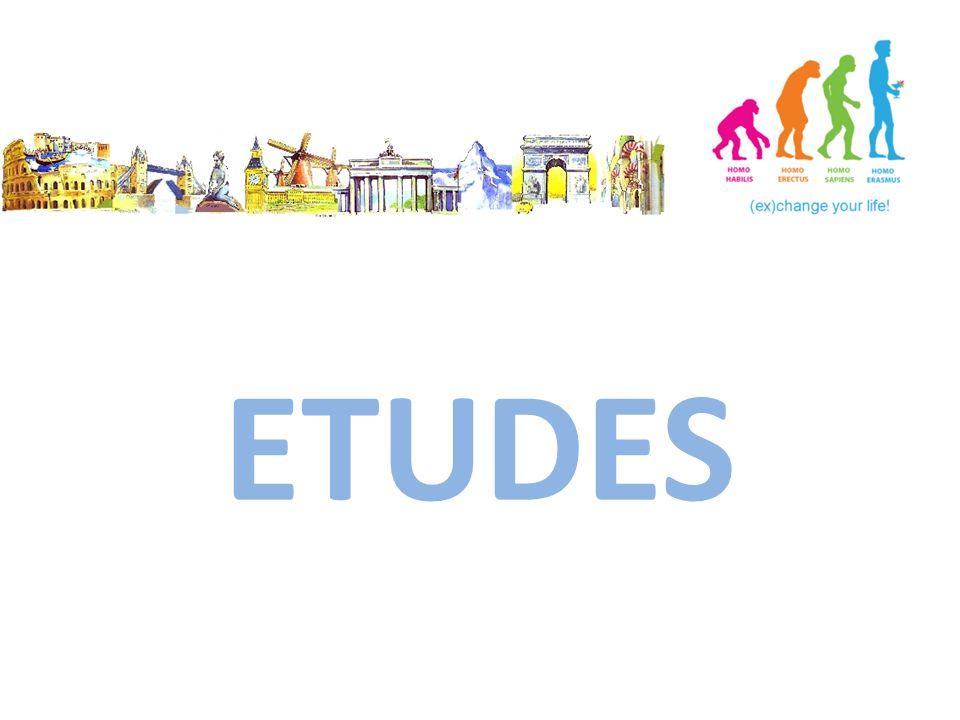 Erasmus… Dans une université de lUnion européenne.