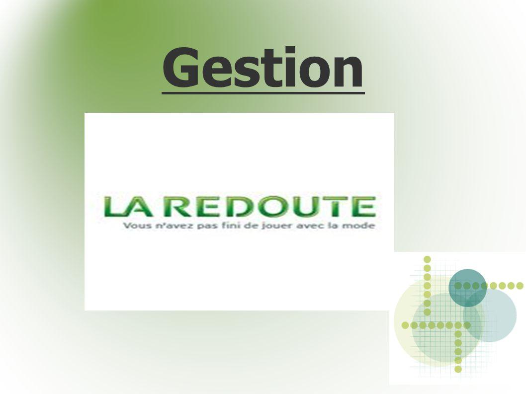 Gestion La Redoute