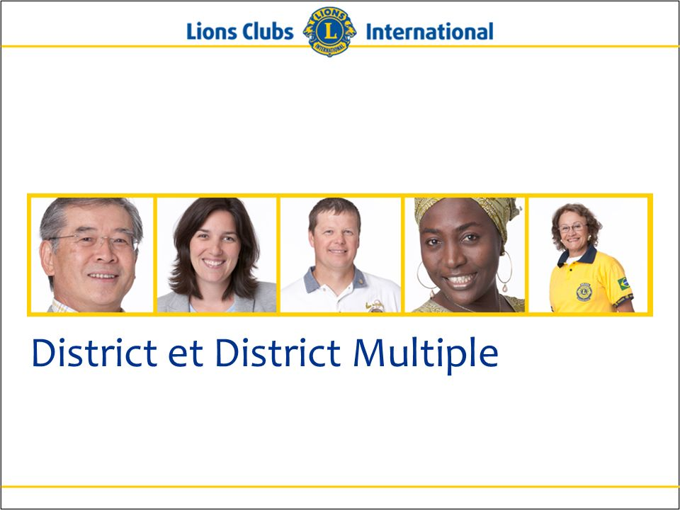 District et District Multiple