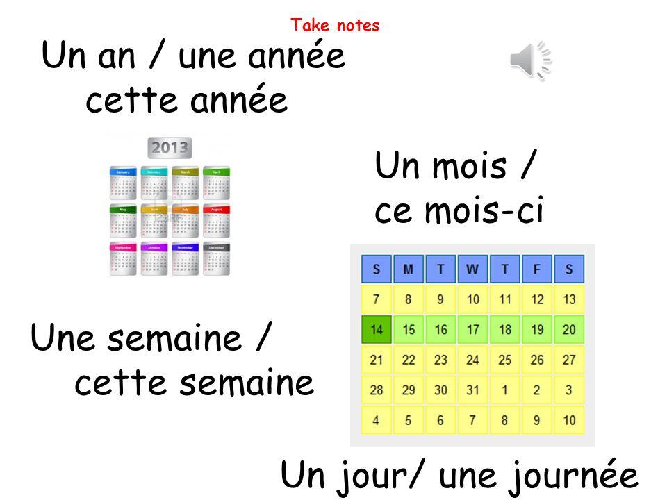 Test dorthographe 11 après = after 12 après-demain = day after tomorrow 13 un après-midi = one afternoon 14 cet après-midi = this afternoon 15 aujourd hui = today