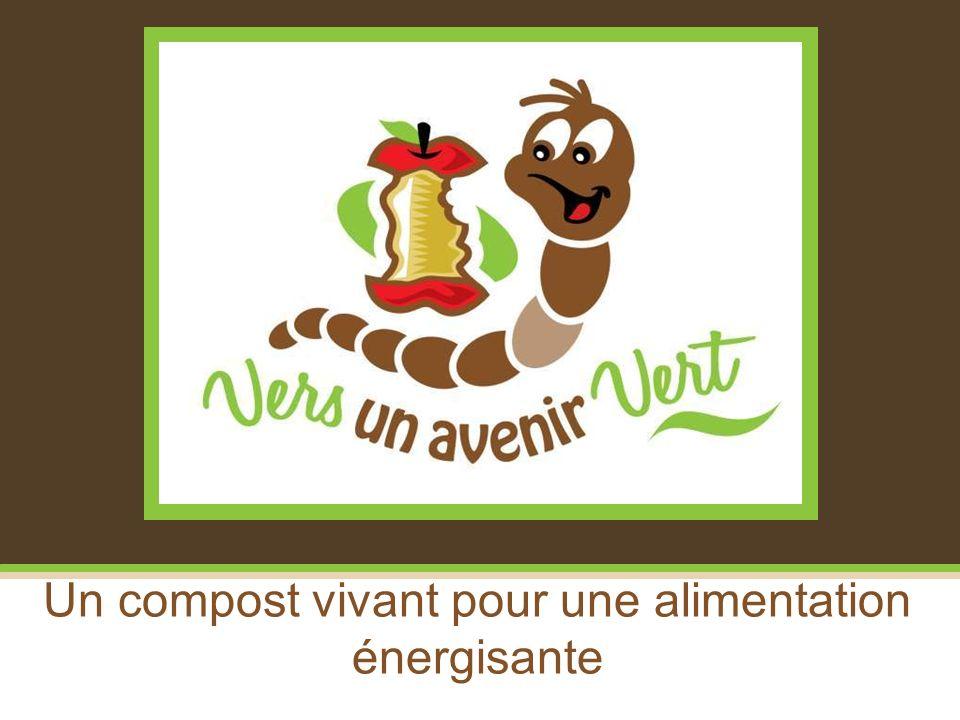 Un compost vivant pour une alimentation énergisante