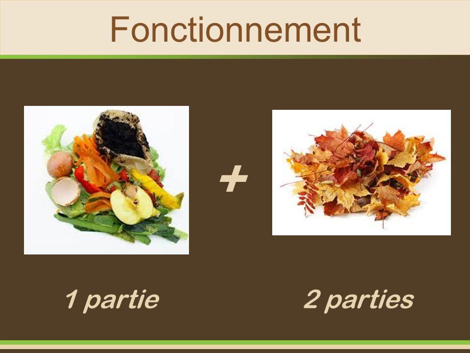 Fonctionnement + 1 partie2 parties