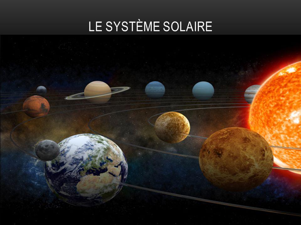LES PLANÈTES EXTÉRIEURES (GÉANTES GAZEUSES) Uranus: Comme Jupiter et Saturne, Uranus est composé surtout dhydrogène.
