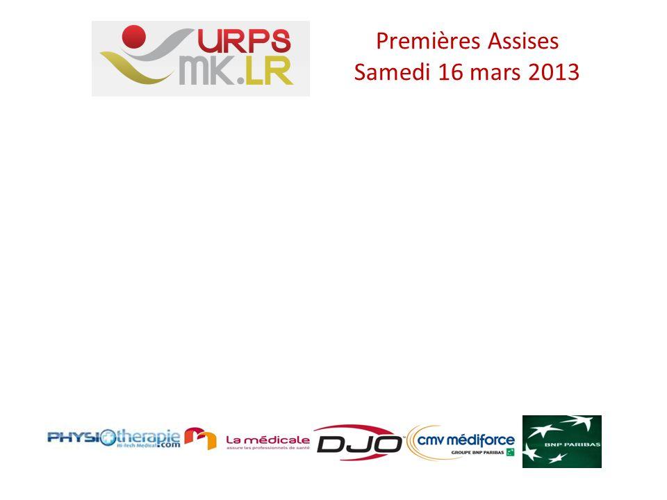 Premières Assises Samedi 16 mars 2013