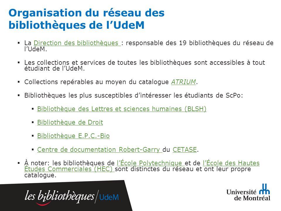 La Bibliothèque des lettres et sciences humaines (BLSH) Plus importante bibliothèque du réseau (superficie, employés, collections).