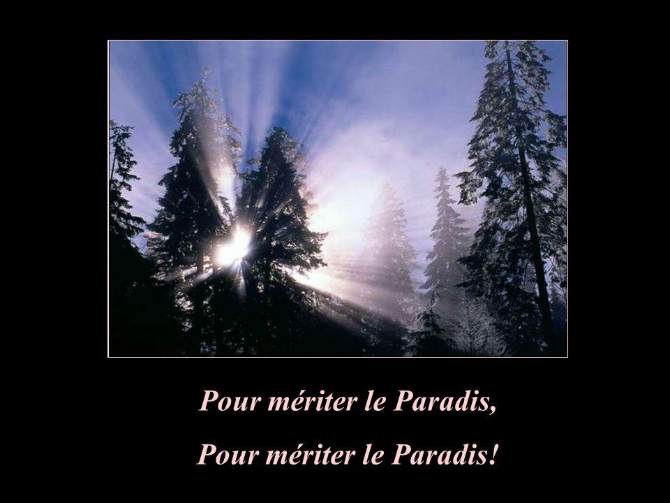 Mon Dieu, bénissez la nouvelle année: Rendez heureux nos parents nos amis; Elle est tout à vous et nous est donnée