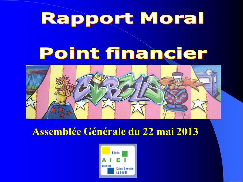 Assemblée Générale du 22 mai 2013