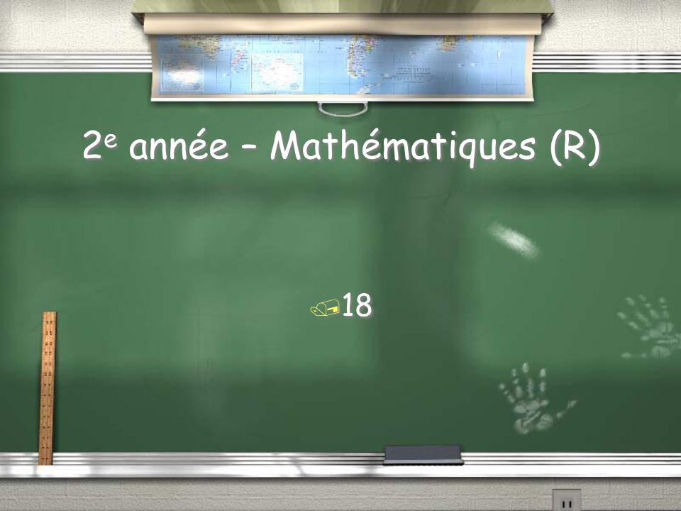 2 e année -Mathématiques / Elliot lance 3 dés. Il additionne les nombres obtenus.