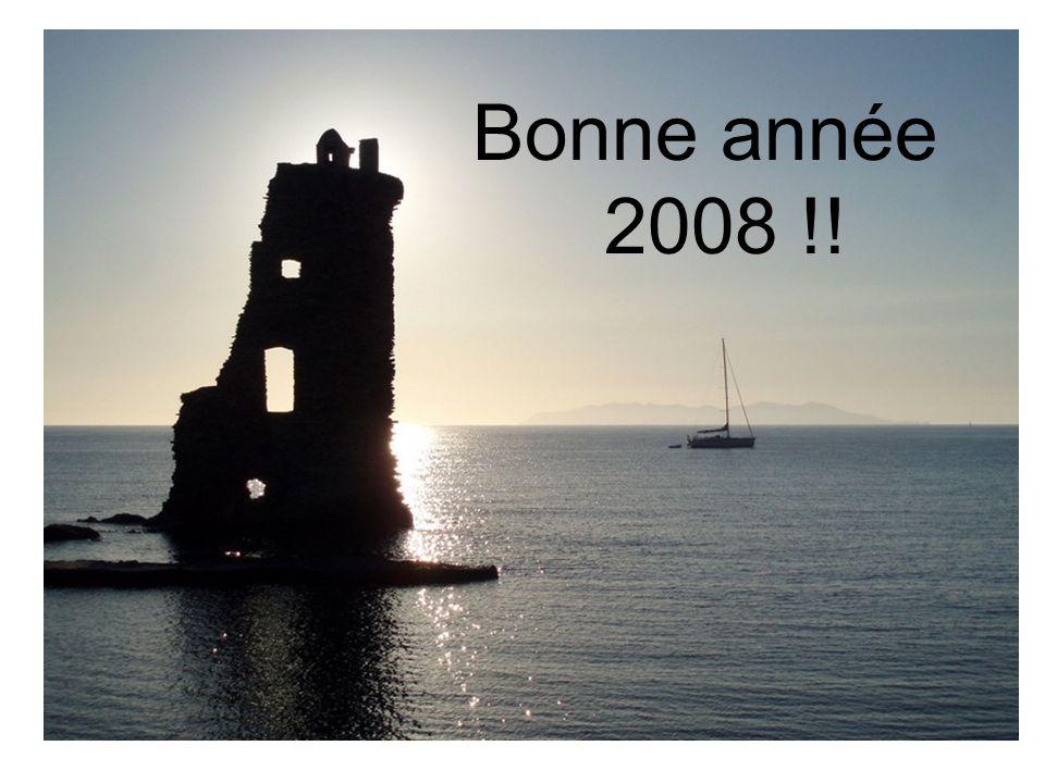 Bonne année 2008 !!
