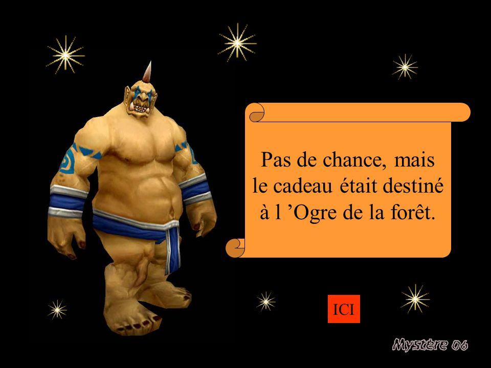 Aïe, tu viens d ouvrir le cadeau de Sarkozy. ICI