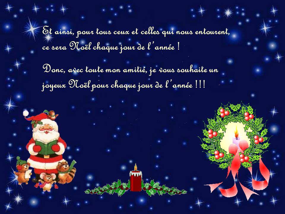 …oui, je vous souhaite, je nous souhaite dêtre semeurs de joie, de paix, damour, de justice, despérance…