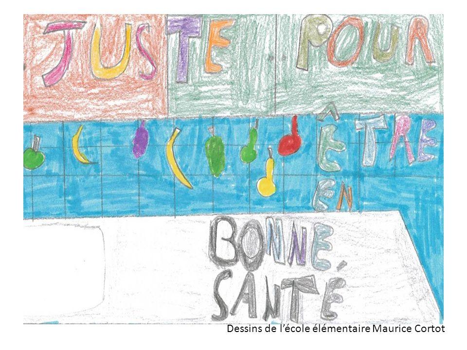Dessins de lécole élémentaire Maurice Cortot