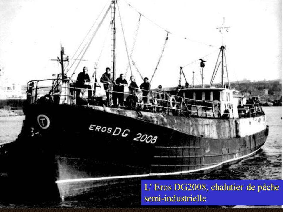 « LEros » DG2008......Sister Ship « LHermes » Armement Talleux