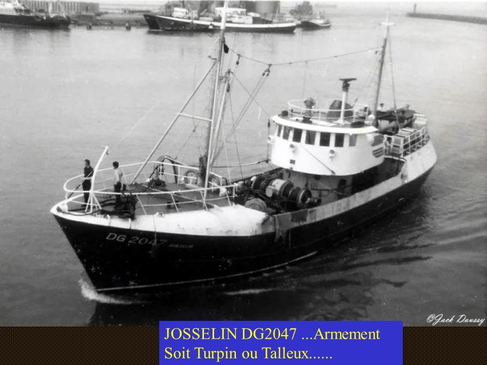 JOSSELIN DG2047...Armement Soit Turpin ou Talleux......