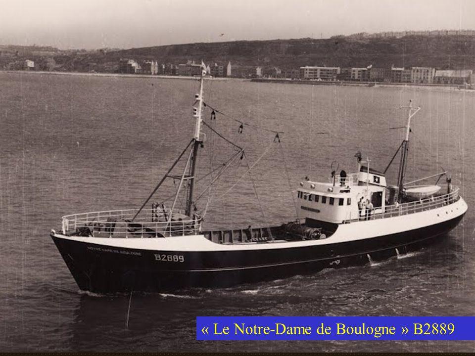 « Le Notre-Dame de Boulogne » B2889