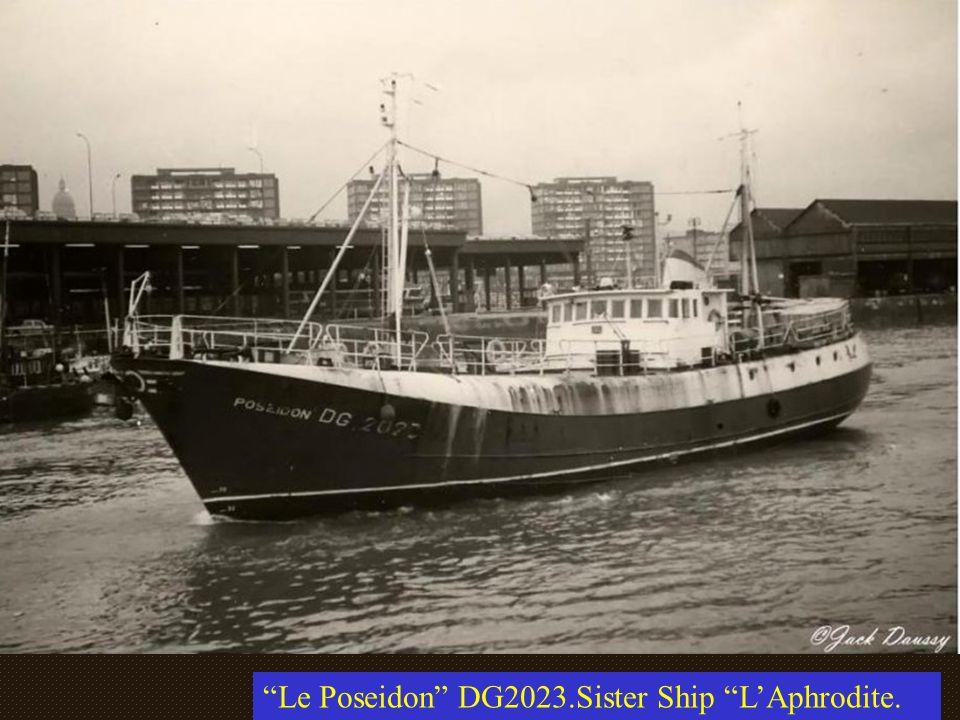 Le Poseidon DG2023.Sister Ship LAphrodite.