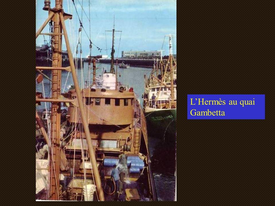 LHermès au quai Gambetta