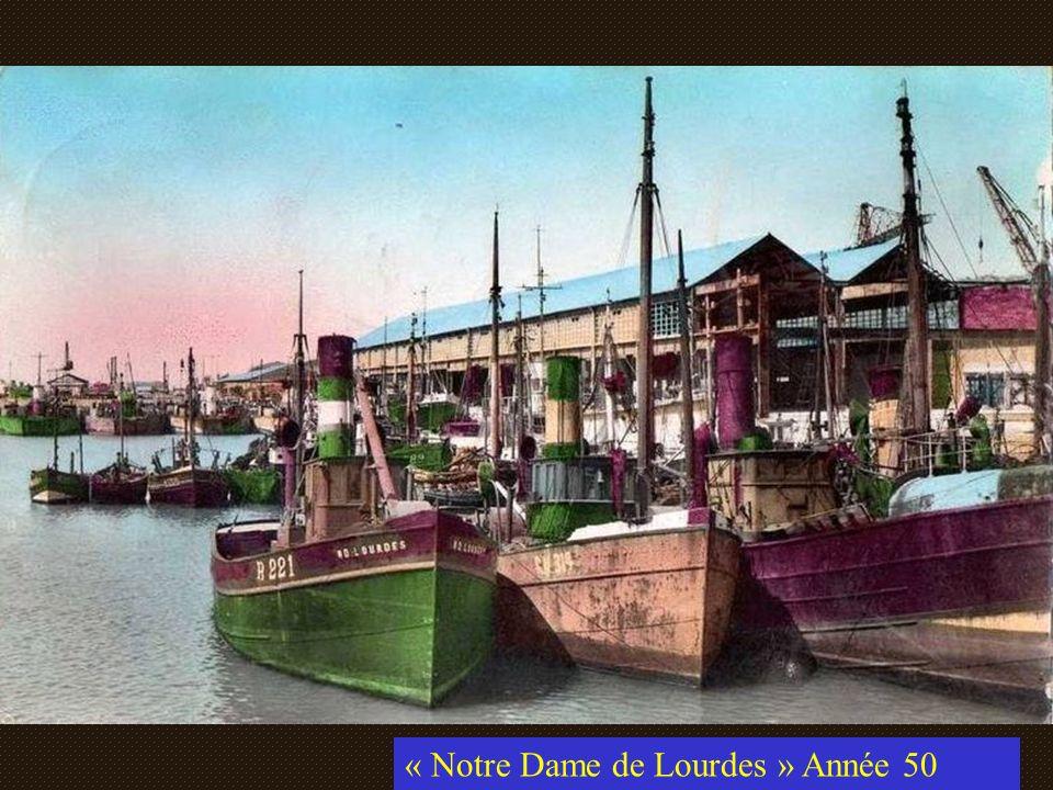 « Notre Dame de Lourdes » Année 50