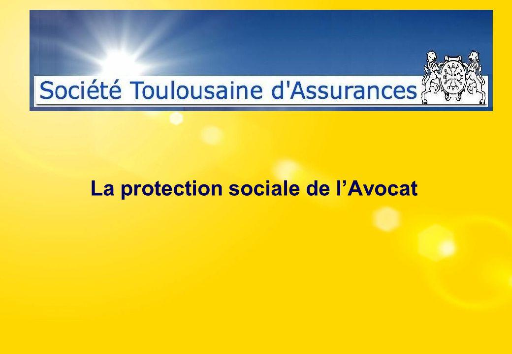 La protection sociale de lAvocat