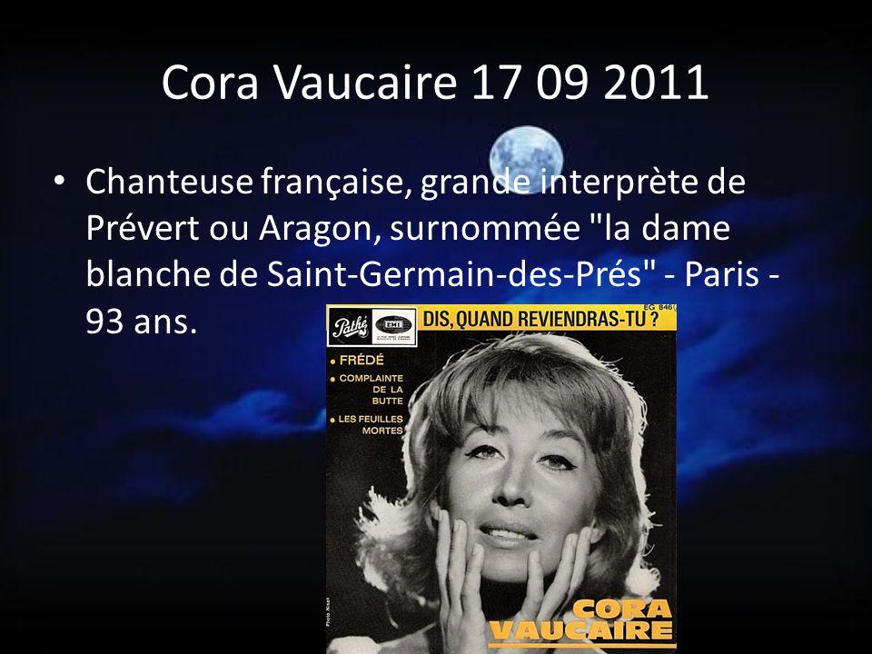 Jacques Jouanneau 17 08 2011 Acteur de théâtre et cinéma français, éternel second rôle, notamment avec Jacqueline Maillant - 84 ans - Nïmes.