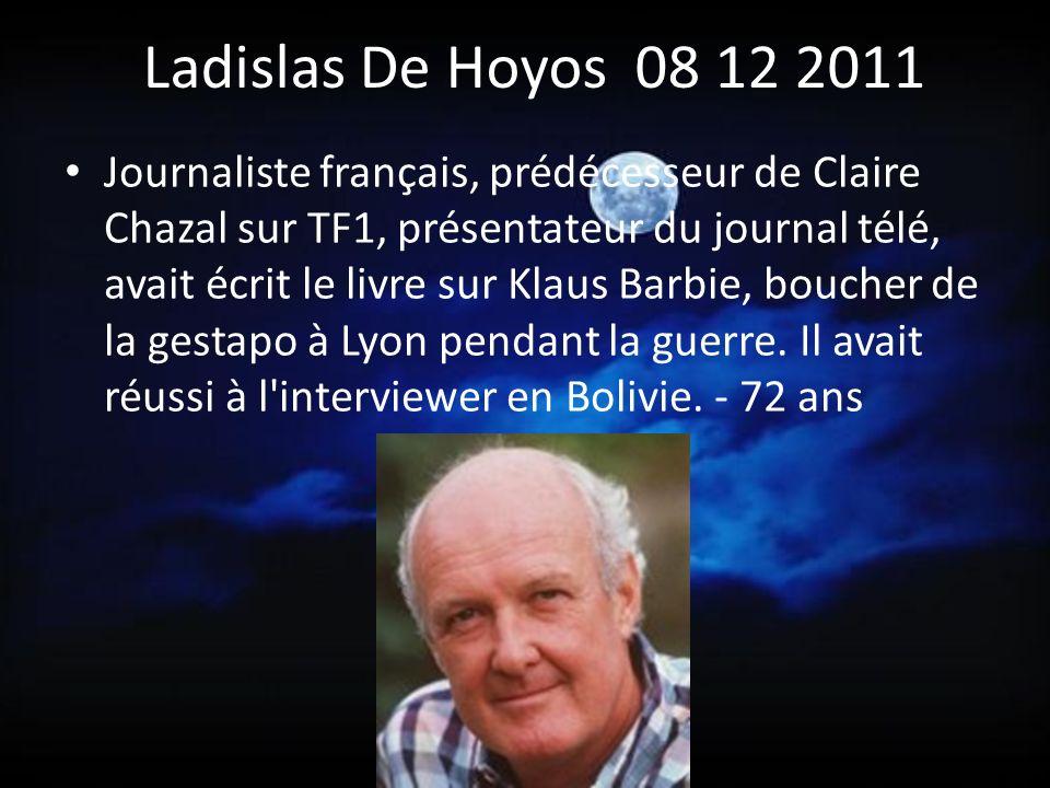 Georges Talbourdet 05 12 2011 Ancien coureur cycliste professionnel français, champion de France en 1974 - Pléneuf - 60 ans.